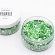 Paverscrub mozaikszerű lapocskák, zöld, 45g (PAV004-SCRZOL)