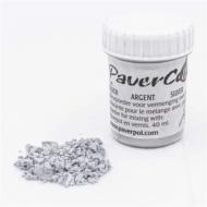 PaverColor színező porok, silver/ezüst (PAV005-EZ)