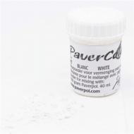 PaverColor színező porok, white/fehér (PAV005-FEH)