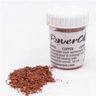 PaverColor színező porok, copper/réz (PAV005-RE)