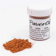 PaverColor színező porok, siena (PAV005-SI)