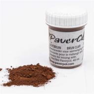 PaverColor színező porok, light brown/világosbarna (PAV005-VB)