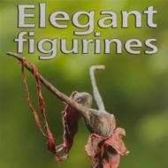 Könyv, Paverpol könyv, Elegáns figurák, angol nyelvű (PAV008-KON001)