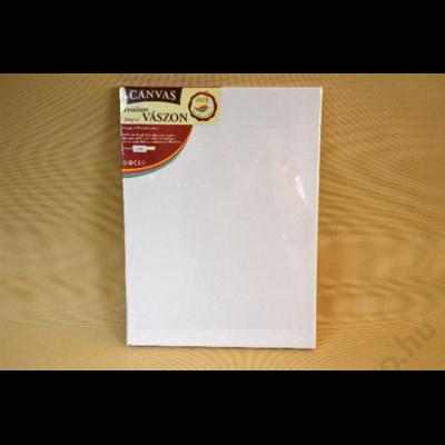 FESZÍTETT VÁSZON (KERET 1,6X2,0 CM) 30X40 CM- (E360138)