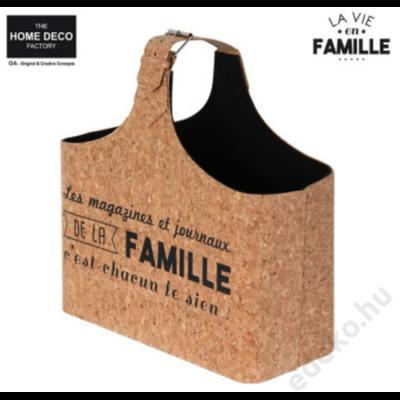"""Újságtartó, """"FAMILLE"""" (EHD4660)"""