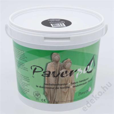 Paverpol fekete/black, 5750g (PAV003-FEK5750)