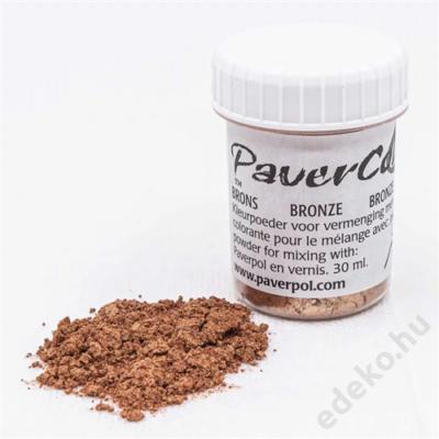 PaverColor színező porok, bronze/bronz (PAV005-BRO)