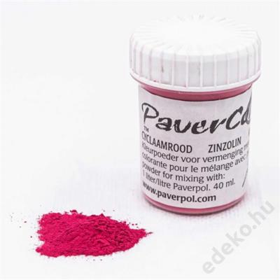 PaverColor színező porok, violetred/ciklámen (PAV005-CI)