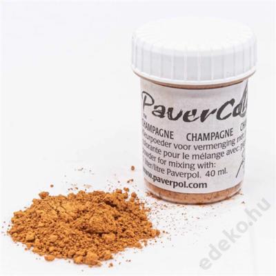 PaverColor színező porok, champagne/pezsgő (PAV005-PE)