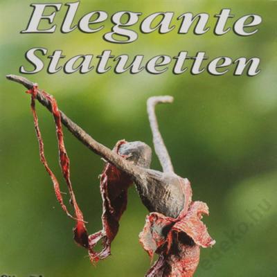 Könyv, Paverpol könyv, Elegáns figurák, német nyelvű (PAV008-KON002)