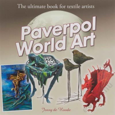 Könyv, Paverpol könyv, Paverpol World Art, angol nyelvű (PAV008-KON004)